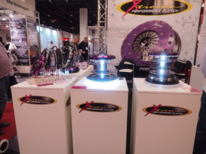 Xtreme Clutch at Professional Motorsport World Expo 2017