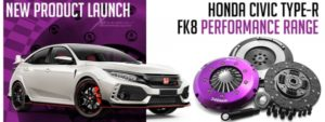 Xtreme Clutch Kits to Suit Honda Civic Type-R
