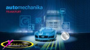 Automechanika Show Invitation